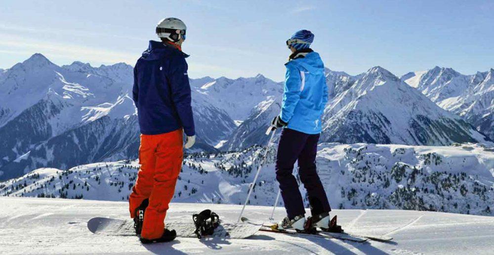 ski i snowboard kak da zapochnem da karame