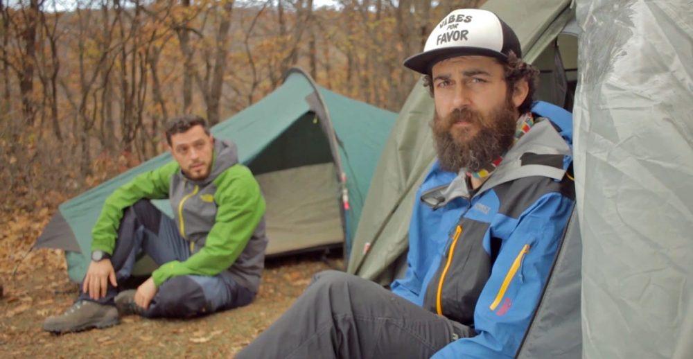 как да отидем на палатка за първи път