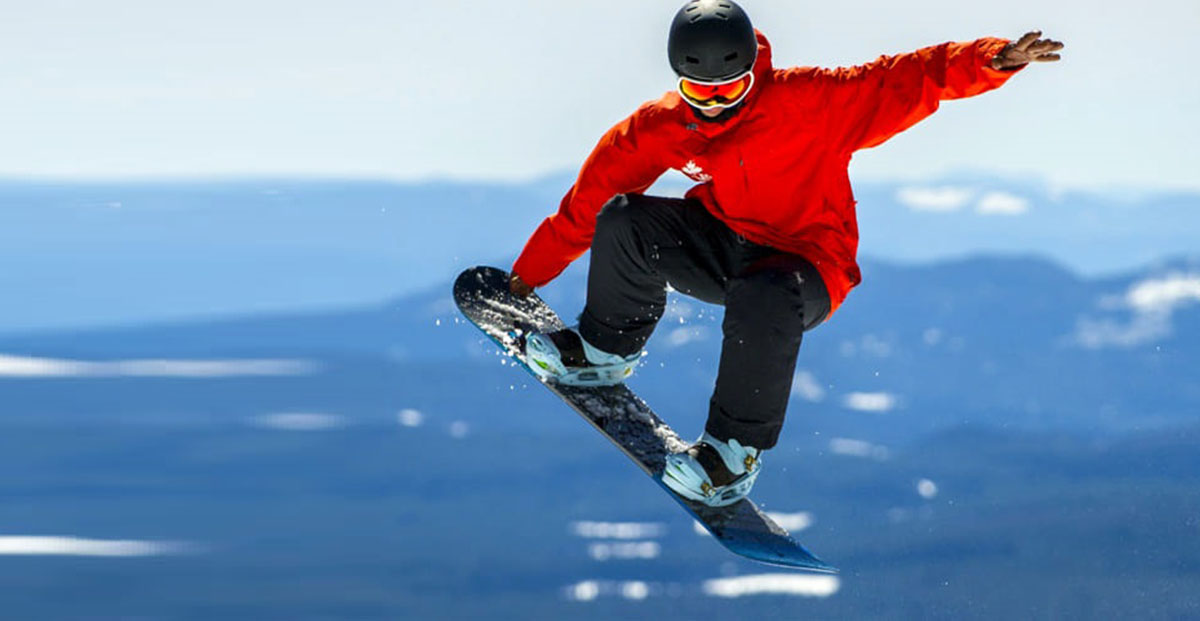 как да започнем snowboard freestyle